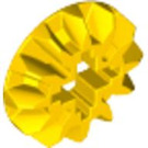 LEGO Yellow Gear with 12 Teeth and Bevel (6589)