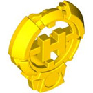 LEGO Yellow H Icon with Stick 3.2 (92199)