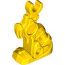 LEGO Yellow Hero Factory Figure Robot Leg (15343)