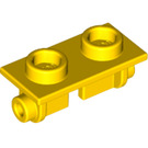LEGO Yellow Hinge 1 x 2 Top (3938)