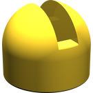 LEGO Yellow Hinge Control Stick Base (4592)