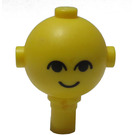 LEGO Maxifig Head with Smile