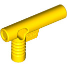 LEGO Yellow Minifig Hose Nozzle with Side String Hole Simplified (58367 / 60849)