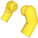 LEGO Yellow Minifigure Arms (Left and Right Pair)