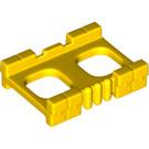 LEGO Yellow Minifigure Equipment Utility Belt (27145 / 28791)