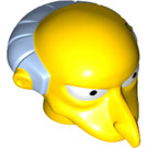 LEGO Yellow Mr. Burns Head (16794)