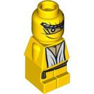 LEGO Yellow Orient Bazaar Microfigure