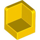 LEGO Yellow Panel 1 x 1 x 1 Corner with Rounded Corners (6231)