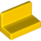 LEGO Yellow Panel 1 x 2 x 1 with Rounded Corners (4865 / 26169)