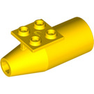 LEGO Yellow Plane Jet Engine (4868)