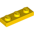 LEGO Plate 1 x 3 (3623)