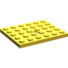 LEGO Plate 5 x 6 with Hole
