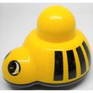 LEGO Yellow Primo Pullback Bumblebee