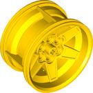 LEGO Yellow Rim 56 X 34 with 6 Holes (15038 / 51150)
