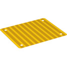 LEGO Yellow Roof 88 x 72mm (26242 / 26243)