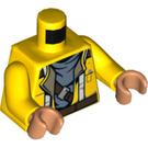 LEGO Rowan Minifig Torso (973 / 76382)