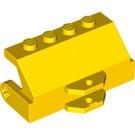 LEGO Yellow Shield Box (2578)