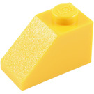 LEGO Yellow Slope 1 x 2 (45°) (3040)