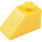 LEGO Yellow Slope 45° 1 x 2 (3040)