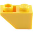 LEGO Yellow Slope 45° 2 x 1 Inverted (3665)