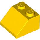 LEGO Yellow Slope 45° 2 x 2 (3039)