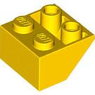 LEGO Yellow Slope 45° 2 x 2 Inverted (3660)