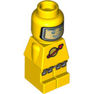 LEGO Yellow Spaceman Microfigure