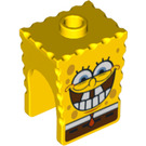 LEGO Yellow SpongeBob SquarePants Head (12155 / 84619)