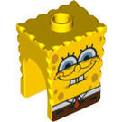 LEGO Yellow SpongeBob SquarePants (Smile with Squint) Head (85407)