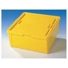 LEGO Yellow Storage Box with Lid Set 9920