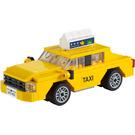LEGO Yellow Taxi Set 40468