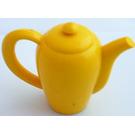 LEGO Yellow Teapot