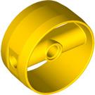 LEGO Gelb Technic Zylinder mit Center Bar (41531 / 77086)