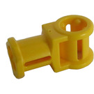 LEGO Yellow Technic Through Axle Connector with Bushing (32039 / 42135)
