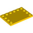 LEGO Tile 4 x 6 with Edge Studs (6180)