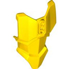 LEGO Yellow Torso with Indented Waist and Hip Armor (90652)