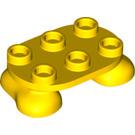 LEGO Yellow Unnamed Uncategorized Part