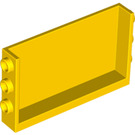 LEGO Yellow Wall 1 x 6 x 3 (98280)