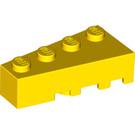 LEGO Yellow Wedge 2 x 4 Left (41768)