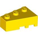 LEGO Yellow Wedge 3 x 2 Left (6565)