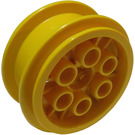 LEGO Yellow Wheel 20 x 30 Balloon Medium (6582)