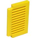 LEGO Yellow Window 1 x 2 x 2 Shutter (3582)