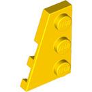 LEGO Yellow Wing 2 x 3 Left (43723)