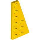 LEGO Yellow Wing 3 x 6 Right (54383)