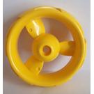 LEGO Yellow Znap Propeller 9 x 2 68mm