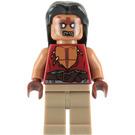 LEGO Yeoman Zombie Minifigure
