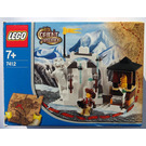 LEGO Yeti's Hideout Set 7412 Packaging