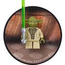 LEGO Yoda Magnet (853476)