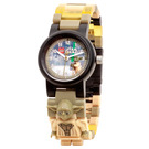 LEGO Yoda Minifigure Link Watch (5005471)