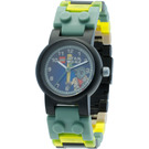LEGO Yoda Minifigure Watch (5005017)